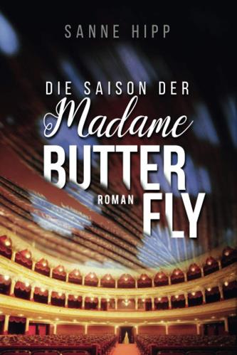 Buchcover Sanne Hipp - Die Saison der Madame Butterfly