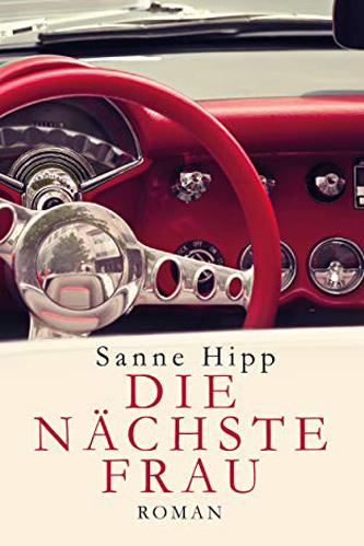 Buchcover Sanne Hipp - Die nächste Frau - lesbian romance