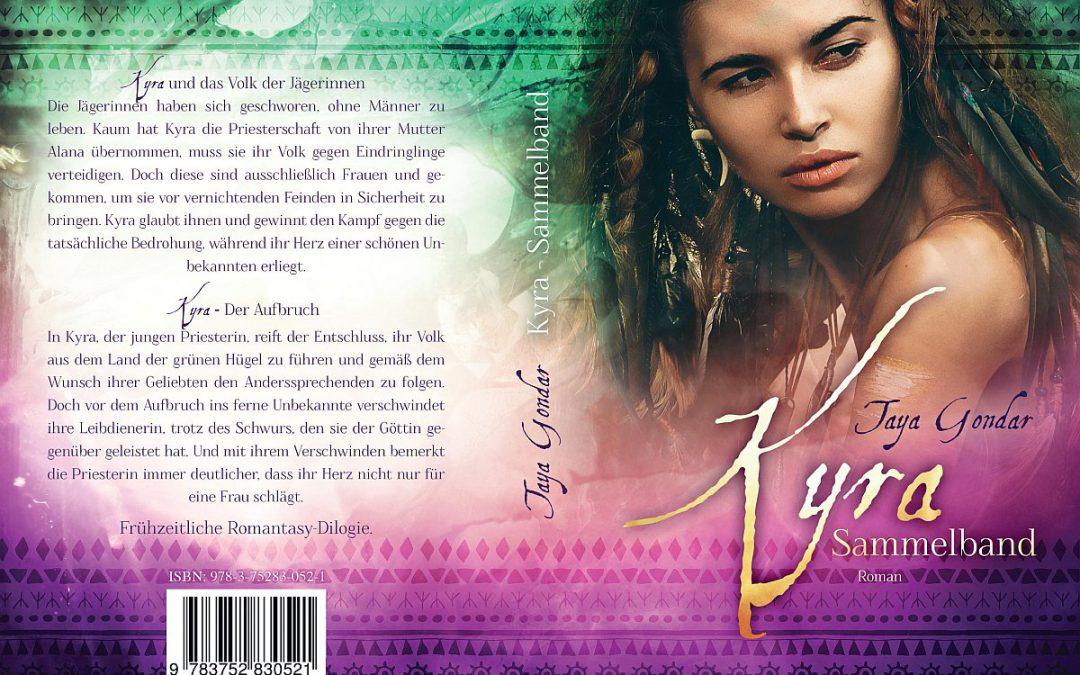 Kyra — Sammelband. Jetzt Neuauflage, sogar mit Übersichtskarte